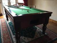Statesman pool table