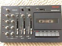 Tascam Porta03 mkii Ministudio Four Track Cassette Recorder