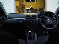 Mazda3-2ltr 16v sport 150bhp model (Cheapest Mazda 3 Sport On Gumtree) Open To Offers! Cash sale, px