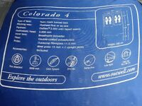 Outwell Colorado 4 tent