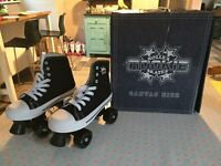 Rookie Canvas High UK size 4 roller skates