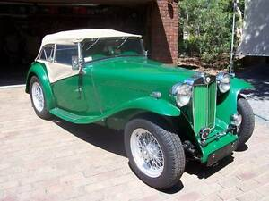 1949 M.G. Other Convertible Perth Perth City Area Preview