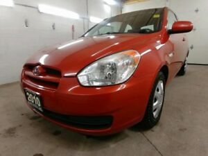 2010 HYUNDAI ACCENT L LOADED, RARE MODEL, CRUISE CONTROL, LOW KM