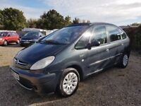 Citroen Picasso 2.0 Diesel / Manual, 5 Door MPV Hatchback With Tow Bar. New MOT, Service History.