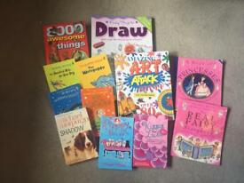 Various kids books for sale