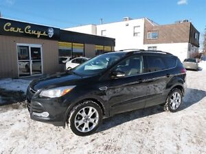 2013 Ford Escape SEL - Navi, Pano Roof, Leather
