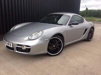 2007 Porsche Cayman 2.7 987 2dr Full Porsche History May px, Finance Available