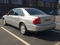 2004 VOLVO S80 2.4 AUTOMATIC PETROL * SALOON * SERVICE HISTORY inc CAMBELT * PART EX * DELIVERY *