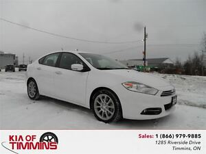 2015 Dodge Dart Limited Navigation Leather Heated Seats