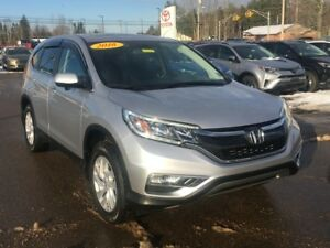 2016 Honda CR-V EX!  ONLY $227 BIWEEKLY WITH $0 DOWN!
