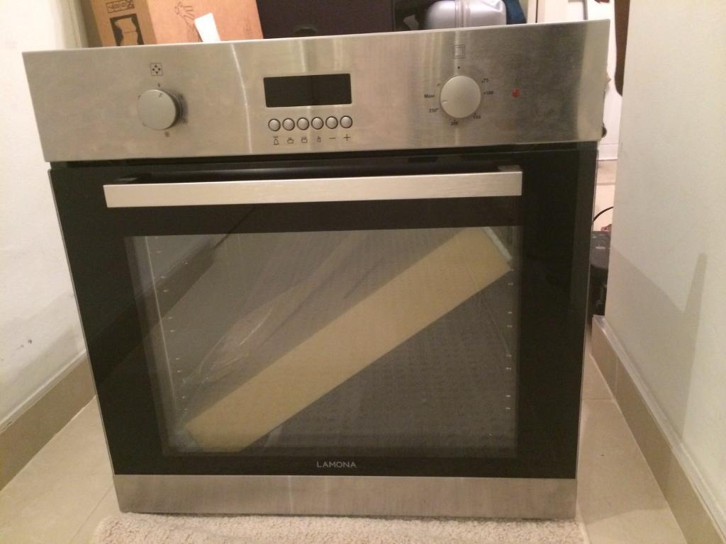 lamona double oven instructions