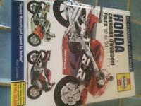 Honda fireblade manual