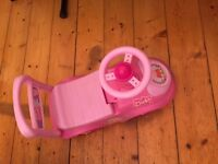 Baby car/walker