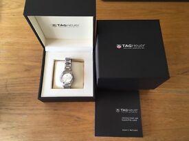 Ladies TAG Heuer Aquaracer Stainless steel watch