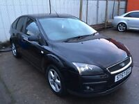 (57) Ford Focus zetec 1.6 , mot - October 2017 , service history , astra,megane ,golf,civic.........