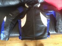 Spada leather jacket