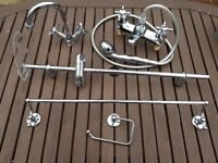 For sale shower and tap mixers +extras