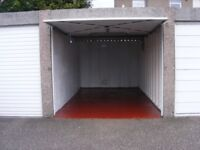 Garage To Let, Longstone, West Edinburgh.