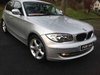 DEC 2010 BMW 1 Series 2.0 116i Sport 5dr ....FULL MOT.....