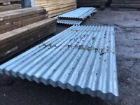 "42"" Heavy Duty Corrugated Galvanised Roofing Sheets"
