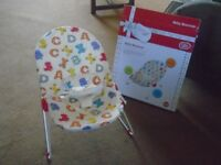 Chad Valley bouncy chair - excellent condition