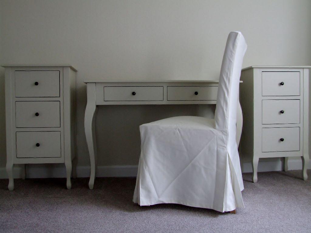 Laura Ashley Bedroom Laura Ashley Rosalind Cream Bedroom Set 1 Dressing Table 2 Sets