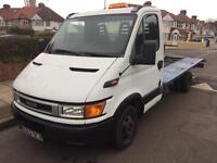 2002 iveco daily 2.8 turbo diesel recovery car transporter