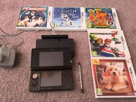 Nintendo 3DS plus games SOLD