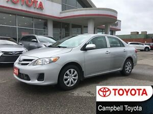 2013 Toyota Corolla CE--HEATED CLOTH--AUTO--CRUISE--PW--PL