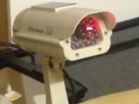 DUMMY CAMERA EXCELLENT LOOK SO REALISTIC....
