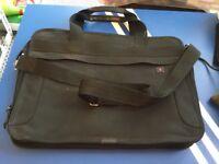 Victorinox laptop bag/briefcase, unused.