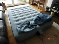 Inflatable mattress x2