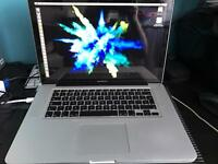 **SOLD**MacBook Pro (15 Inch, Mid 2010) i5 2.4GHz, 240Gb SSD **SOLD**