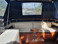 3 berth boat