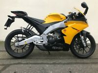 2016 APRILIA RS4 RACE REP VERY CLEAN BIKE VERY LOW MILAGE -FINANCE AVAILABLE £2650 AT KICKSTART M/C