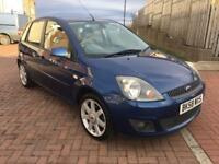 2008 FORD FIESTA ZETEC 1.4 FULL SERVICE HISTORY! ONE PREVIOUS OWNER!