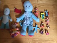 Iggle piggle / in the night garden bundle