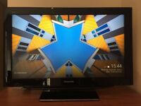 Panasonic Viera 37 inch HD TV (model: TX-37LZD80)
