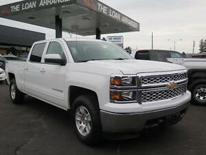 2015 Chevrolet Silverado 1500 LT Crew Cab 4WD Cambridge Kitchener Area image 3