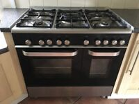 Kenwood Multi Fuel Range Cooker for sale due to house move. Good condition. Buyer collect