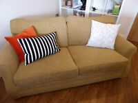Comfortable 3 seater sofa in good condition.