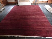 Rug 240 cm x 340 cm. Exceptionally high density carpet with traditional look and genuine soft touch.