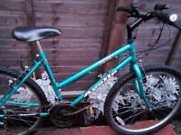 Ladies apollo mountain bike feel free to contact me to view