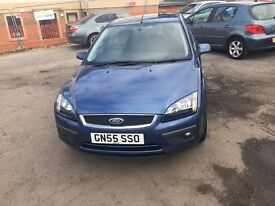 Ford Focus 1.6 Zetec Climate 5dr FULL SERVICE HISTORY.