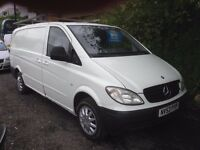 53 mercedes vito mwb low milage