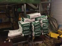 18 Bags K Rend BASE COAT . unopened and in date. £7 a bag