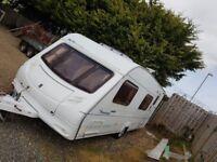 Ace prestige 6 berth caravan