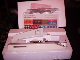 Never used - Knitmaster YC1 colour changer for knitmaster standard gauge knitting machines