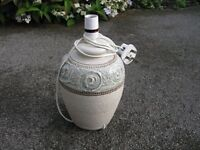 Purbeck Pottery Table Lamp Base
