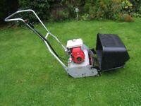 Honda HC16 petrol lawn mower
